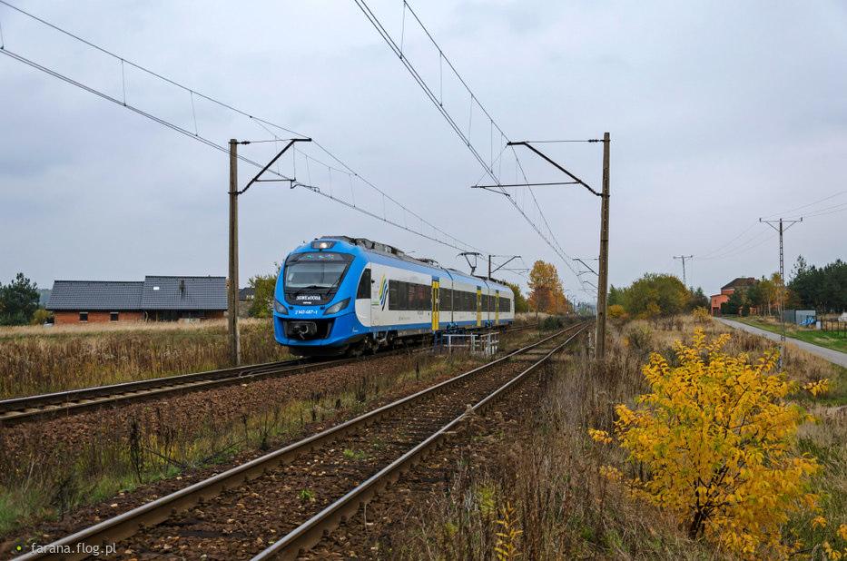 36WEa-008 #Koleje Śląskie