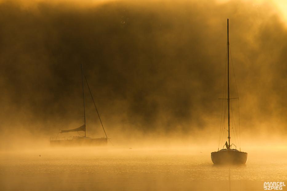 Jezioro melancholii...