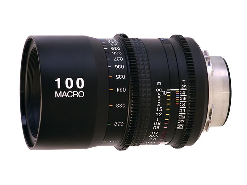 Tokina Cinema AT-X 100 mm T/2.9 Macro
