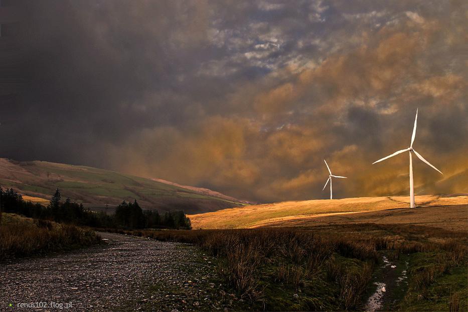 Jesień w Walii................