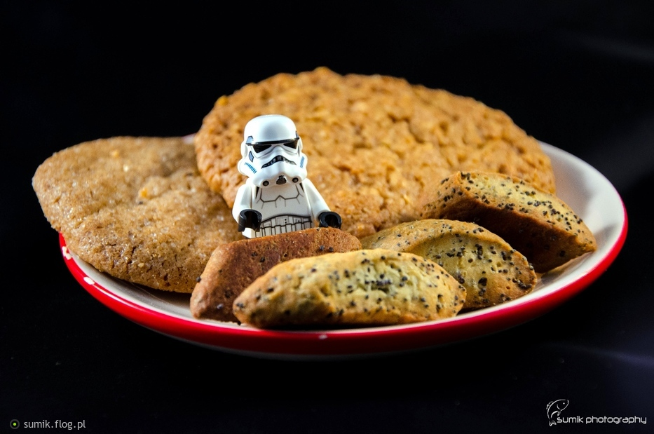 Cookies & Star Wars