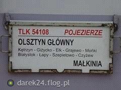 TLK54108 Pojezierze.