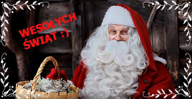 Cudownych Świąt Bożego Narodzenia życzy Jaruch.