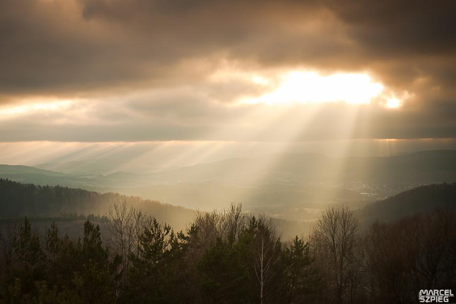 Stwórca spogląda na świat...