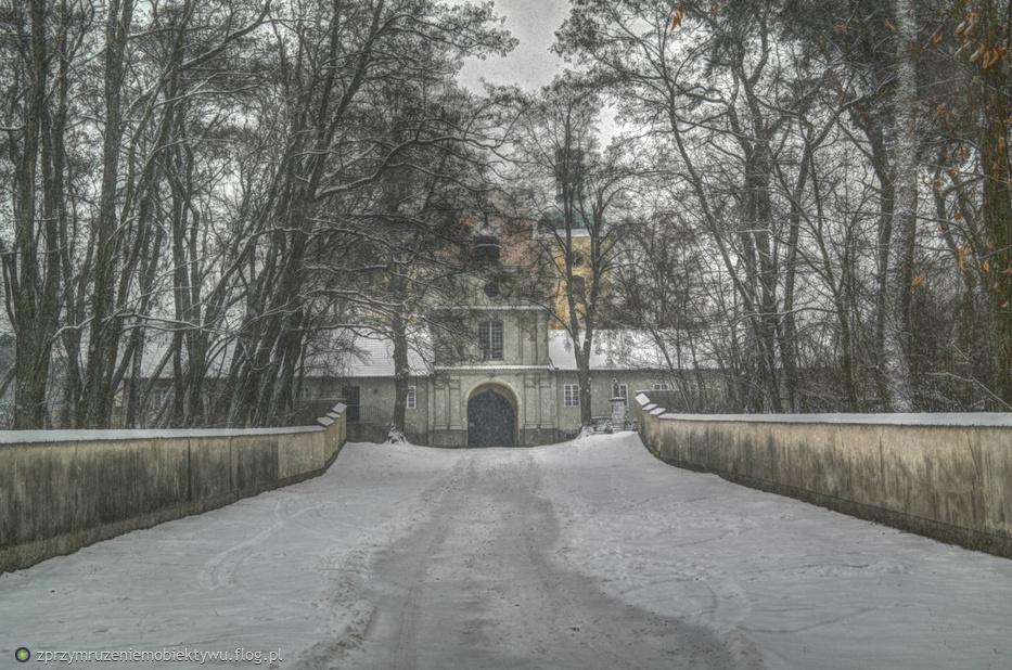 Bieniszew, klasztor Kamedułów