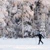 Zima :: Taka zima w Szwecji.. hmm<br />.. w sumie to dobrze by b<br />yło nadrobić też lato, sk<br />oro siedzę tu od czer